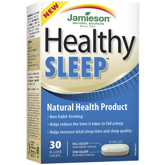 Jamieson Healthy Sleep - 30's