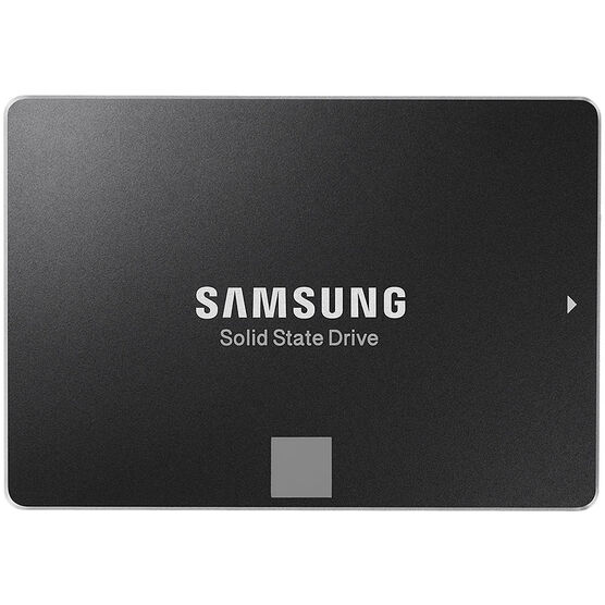 Samsung 500GB 850 EVO SATA III 2.5inch Internal Solid State Drive - Black - MZ-75E500B/AM