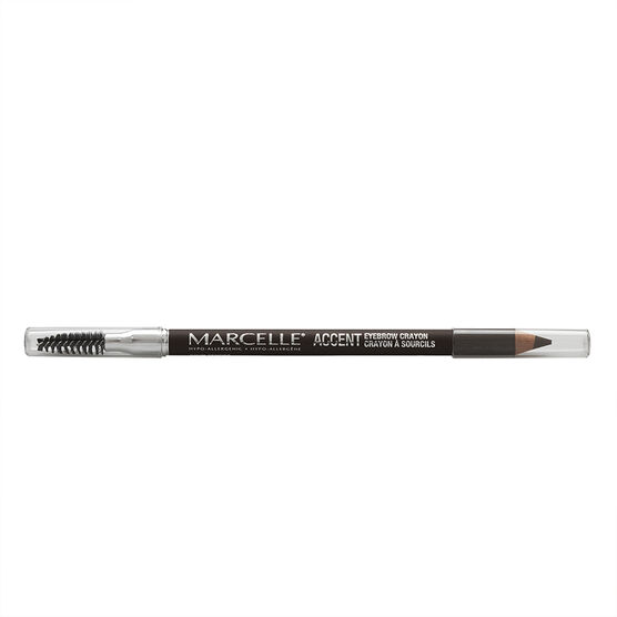 Marcelle Accent Eyebrow Crayon - Soft Brown