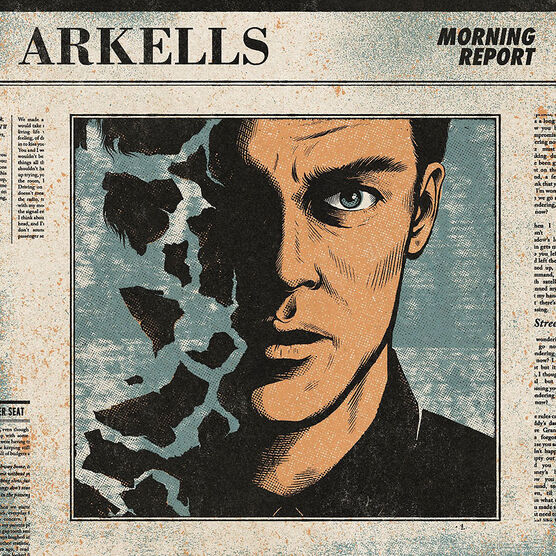 Arkells - Morning Report - CD