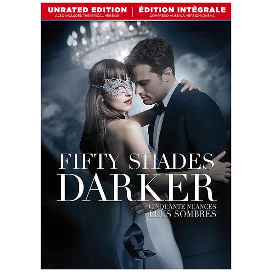 Fifty Shades Darker - DVD