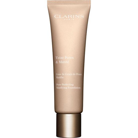 Clarins Teint Pores & Matité - 01 Nude Ivory