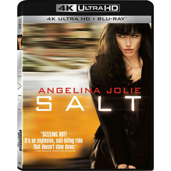 Salt - 4K UHD Blu-ray