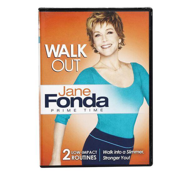 Jane Fonda Prime Time Walkout - DVD