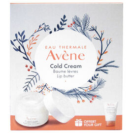 Avene Cold Cream Lip Butter Set - 2 piece
