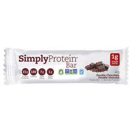 SimplyProtein Bar - Double Chocolate - 40g