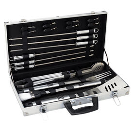 BBQ Tool Set - 18 piece