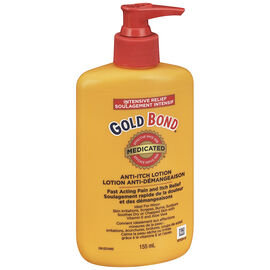 Gold Bond Anti-Itch Lotion - 155ml