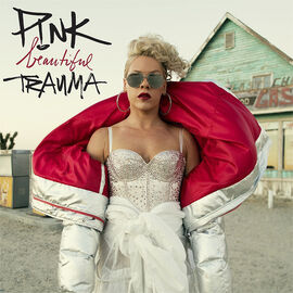 Pink - Beautiful Trauma (Explicit) - CD