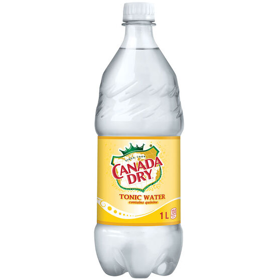 Canada Dry Tonic Water - 1L
