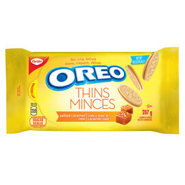 Christie Oreo Thins - Salted Caramel - 287g