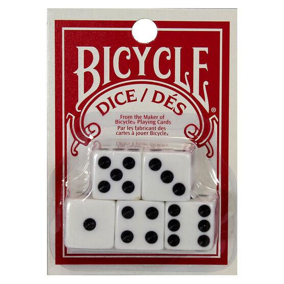 Bicycle® Dice Set-5'S