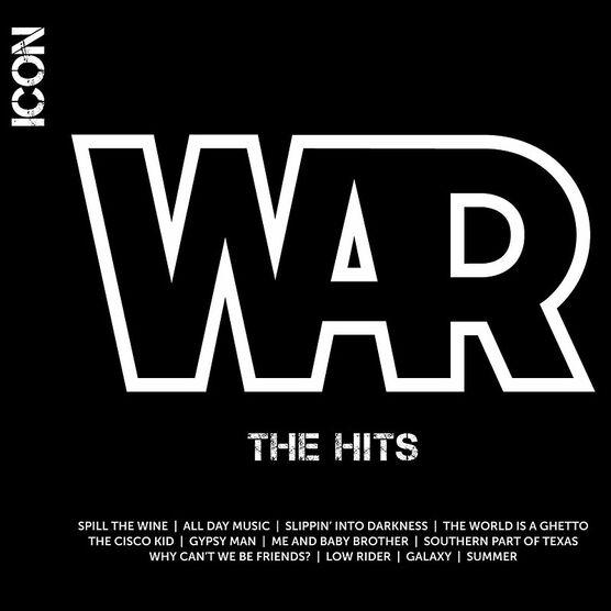 War - Icon - CD