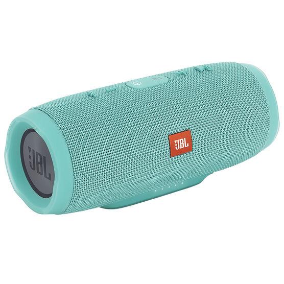 JBL Charge 3 Bluetooth Speaker and Powerbank - Teal - JBLCHARGE3TEALAM