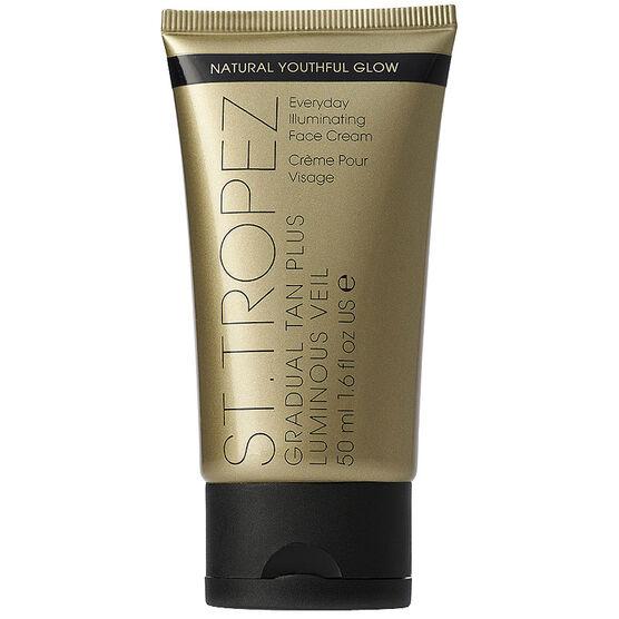 St. Tropez Gradual Tan Plus Luminous Veil Face Cream - 50ml