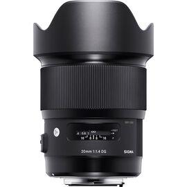 Sigma A 20mm F1.4 DG HSM for Nikon - A20DGHN