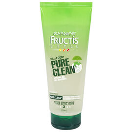 Garnier Fructis Style Pure Clean Styling Gel - 200ml