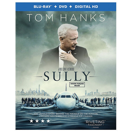Sully - Blu-ray