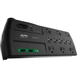 APC Performance SurgeArrest Power Bar - 11 Outlet - 2 USB - P11U2