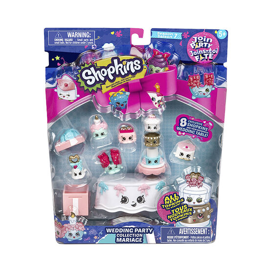 Shopkins Theme Pack Season 7 - Assorted