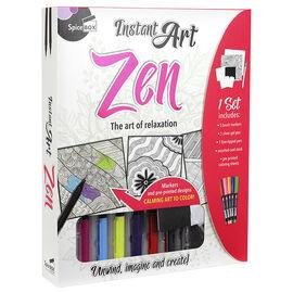 Instant Art Zen Box