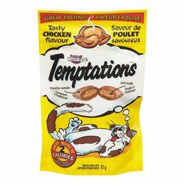 Whiskas Temptations Treats for Cats - Tasty Chicken - 85g