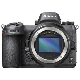 Nikon Z6 Body Only - 34302