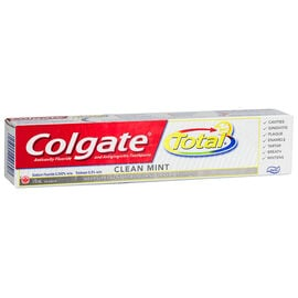 Colgate Total Toothpaste - Clean Mint - 170ml