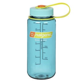 Nalgene Wide Mouth Bottle - Cerulean - 500ml