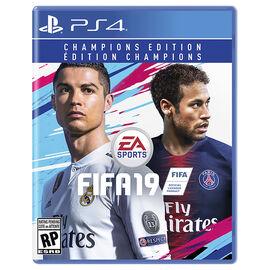 PRE ORDER: PS4 FIFA 19 - Champions Edition