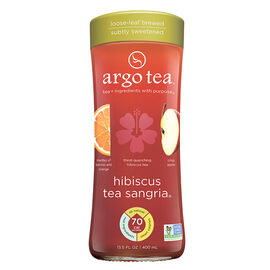 Argo Tea - Hibiscus Sangria - 400ml