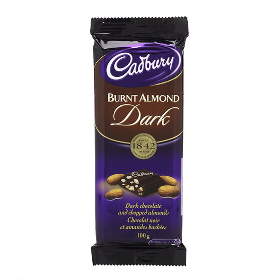 Cadbury Burnt Almond - 100g