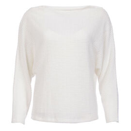 Lava Waffle Knit Top - Ivory - Assorted