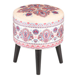 London Drugs Bohemian Foot Stool