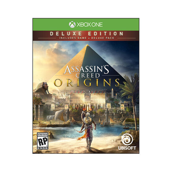 Xbox One Assassin's Creed Origins Deluxe
