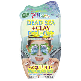 Montagne Jeunesse 7th Heaven Peel Off Clay Mask - Dead Sea + Clay - 10ml