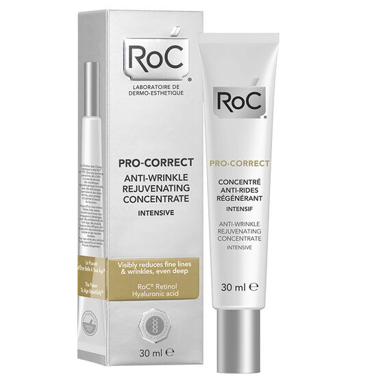 RoC Pro-Correct Anti-Wrinkle Rejuvenating Concentrate - Intensive - 30ml