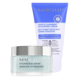 Marcelle Hydrating Kit - 2 piece