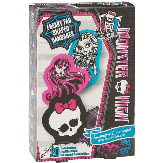 Monster High Bandages - 20's