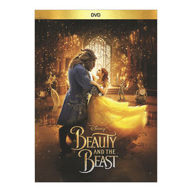 Beauty and the Beast (2017) - DVD