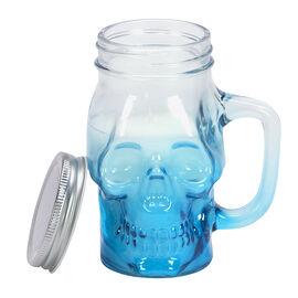 Patio Essentials Citronella Candle in Skull Jar - Assorted