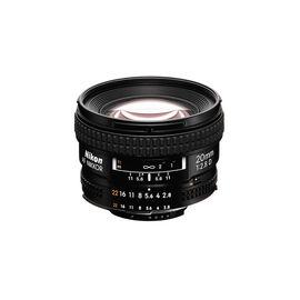 Nikon AF Nikkor 20mm f/2.8D - 1913
