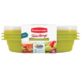 Rubbermaid TakeAlongs Snack Go - 3.7 cup