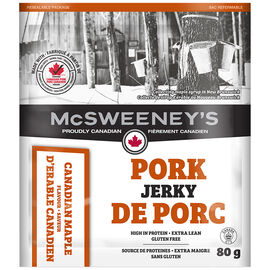 McSweeny's Pork Jery - Canadian Maple - 80g