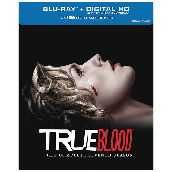 True Blood: The Complete Seventh Season - Blu-ray