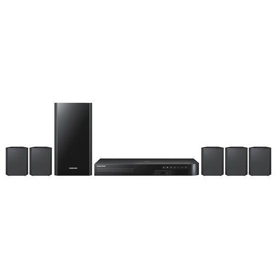 Samsung 500W 5.1 Channel 3D Blu-ray Home Entertainment System - HTJ4500