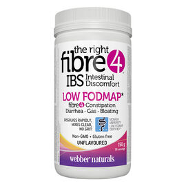 The Right Fibre4 IBS Intestinal Discomfort - Unflavoured - 150g