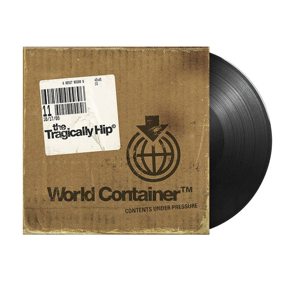 The Tragically Hip - World Container - Vinyl