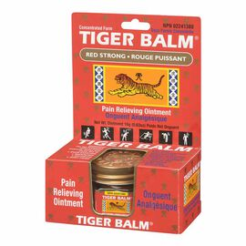 Tiger Balm Red - Strong - Cinnamon Scent - 18g
