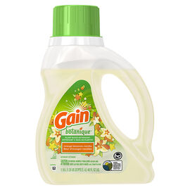 Gain Botanique Laundry Detergent - Orange Blossom Vanilla - 1.18L